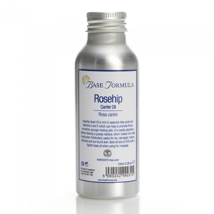 Rosehip Seed (Refined) Carrier Oil