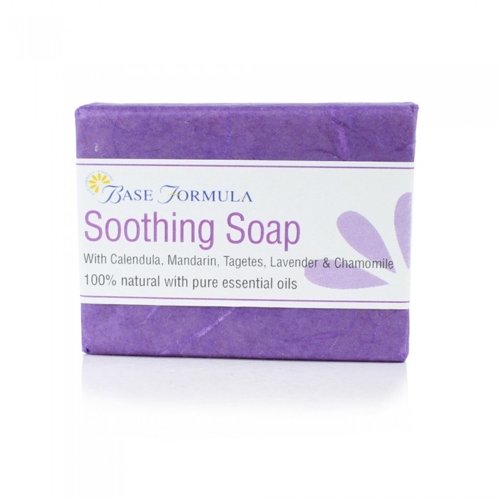 Soothing Soap with Calendula, Mandarin & Tagetes (100g)
