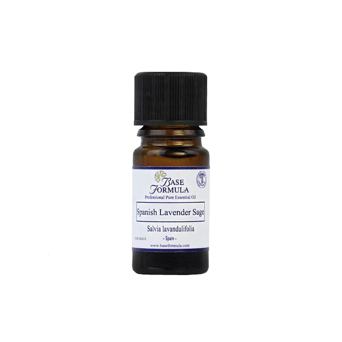 Spanish Lavender Sage Essential Oil