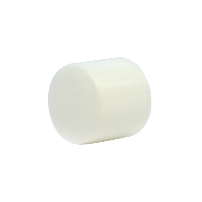 Standard Cap (White) for Plastic Bottles (50-100ml)