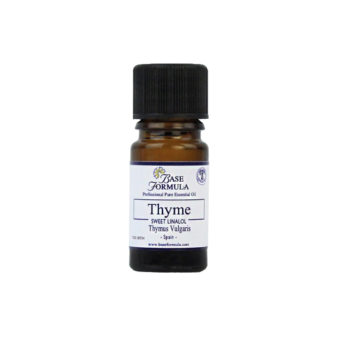 Thyme (Sweet Linalol) Essential Oil