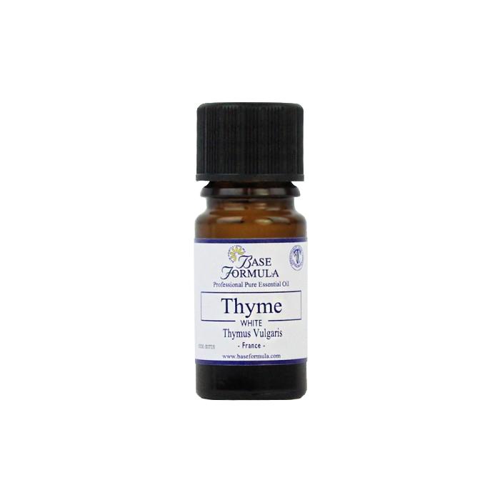 Thyme (White - Thymol) Essential Oil