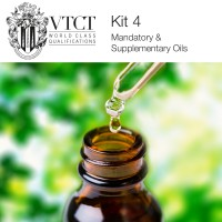 VTCT Student Aromatherapy Kit 4 - Mandatory & Supplementary Oils