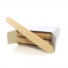 Wooden Spatulas (Box of 100)